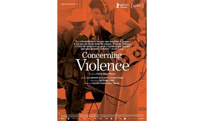 concerning violence fanon essay